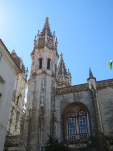 Le Monastère dos Jeronimos, Lisbonne (Photo: Elias Levy)