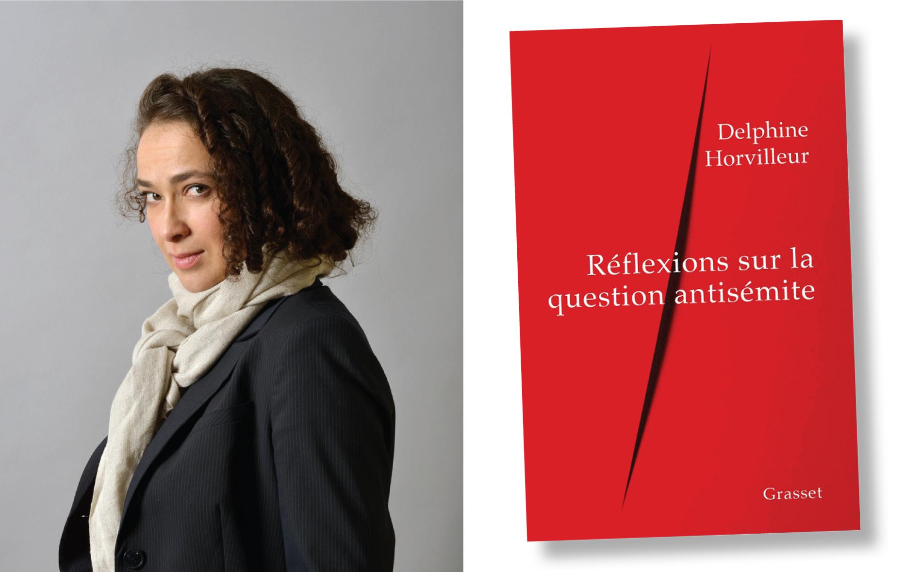 RÉFLEXIONS DU RABBIN DELPHINE HORVILLEUR SUR L'ANTISÉMITISME