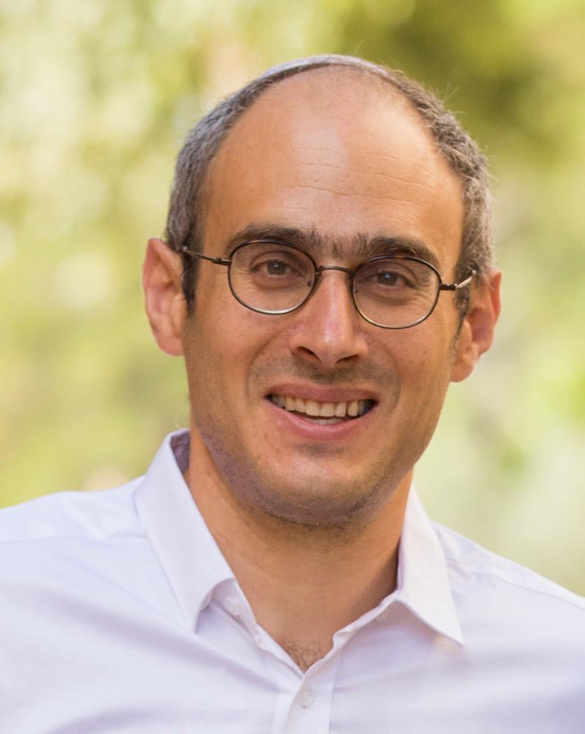 Existe-t-il une Halakha, une loi juive verte? Entretien avec Jonathan Aikhenbaum