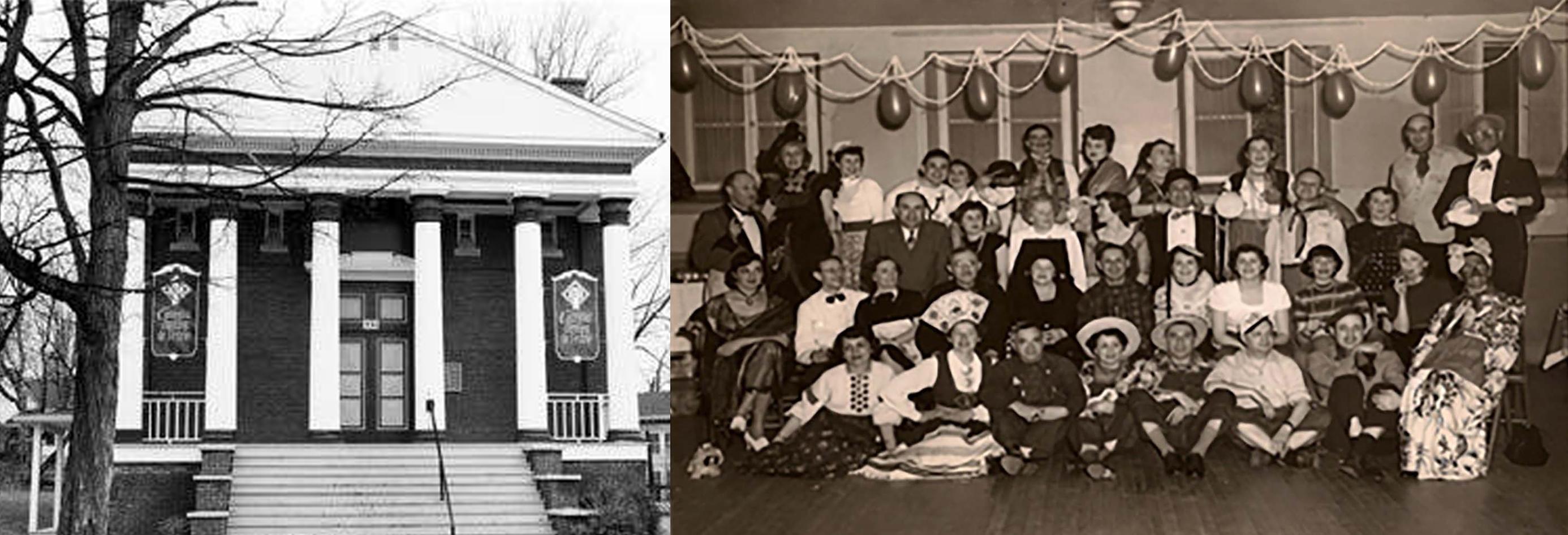 L' « Ostropol » des Cantons-de-l'Est : 120 ans de présence juive   en Estrie — Sherbrooke, Québec