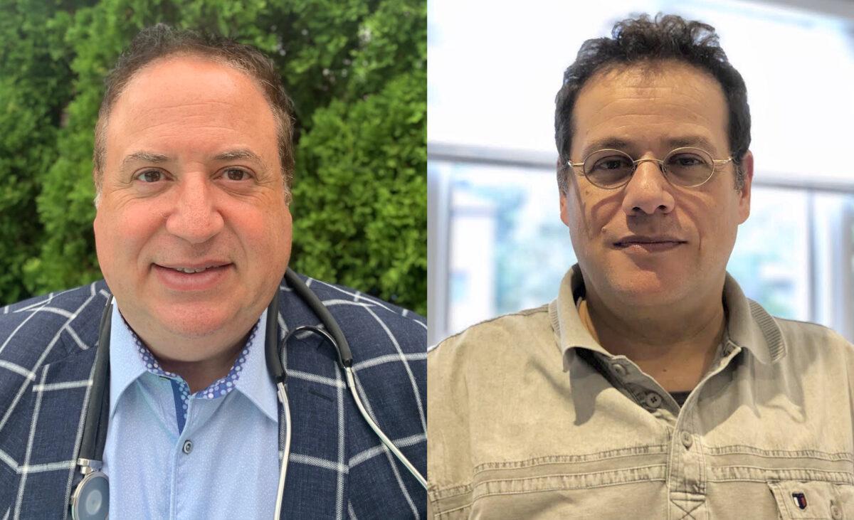 Deux médecins signataires de l'appel à la communauté juive : entretien avec Dr Elie Hadad et Dr Eric Sabbah