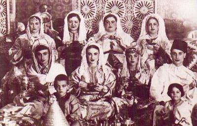 Cercle de généalogie des Juifs du Maroc, Entretien avec Raquel Levy-Toledano